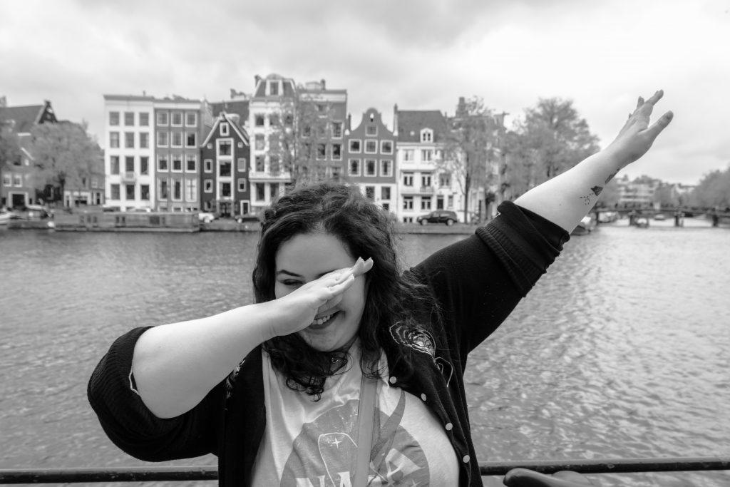 Amsterdam Amsterdabbing Amsterdab