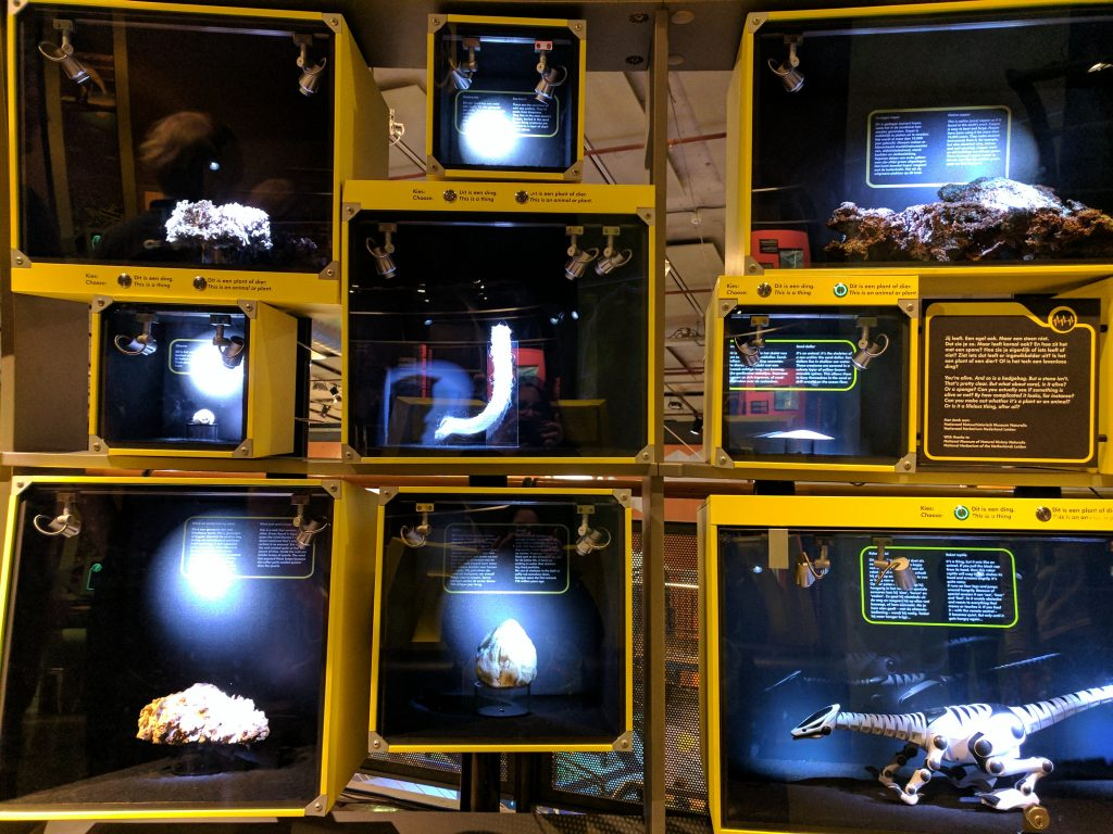 Alternative Amsterdam Trip NEMO Science Museum