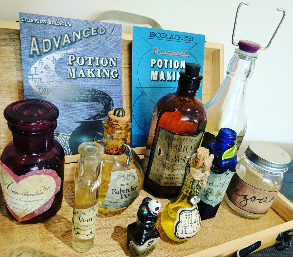 Advanced Potion Making Harry Potter Party Decorations