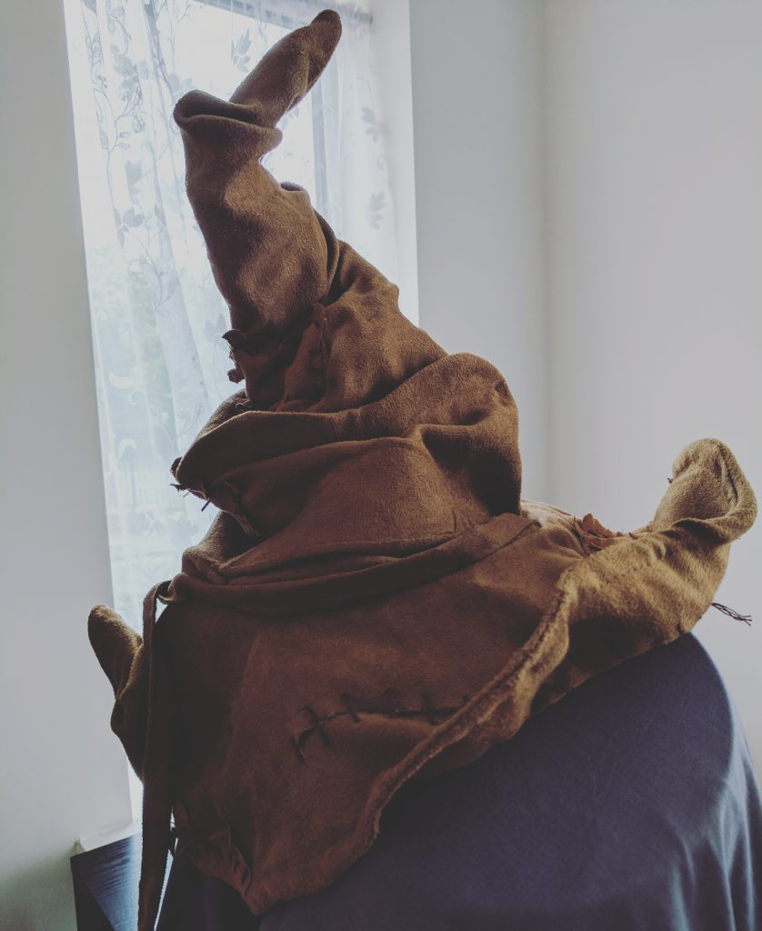 Sorting Hat Harry Potter Party Decorations
