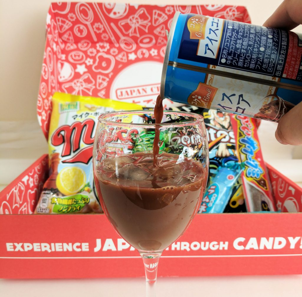 Japan Crate Iced Cocoa Drink