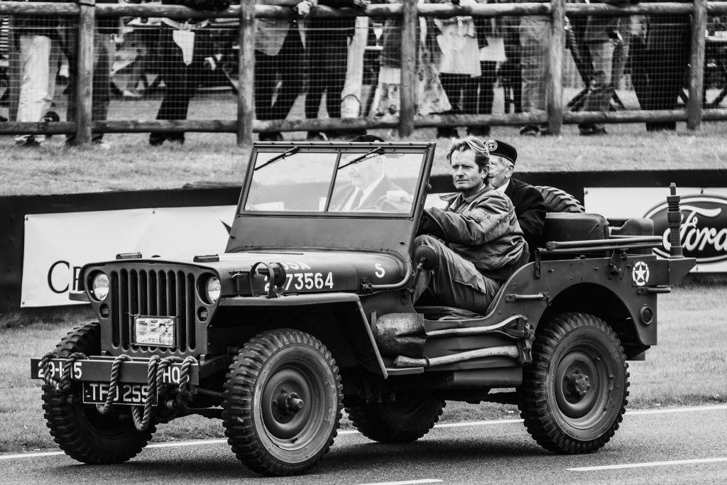 Goodwood Revival Parade