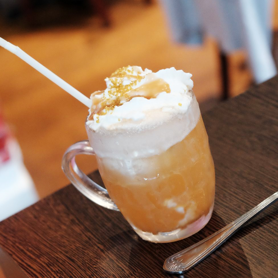 Harry Potter Afternoon Tea Butterbeer