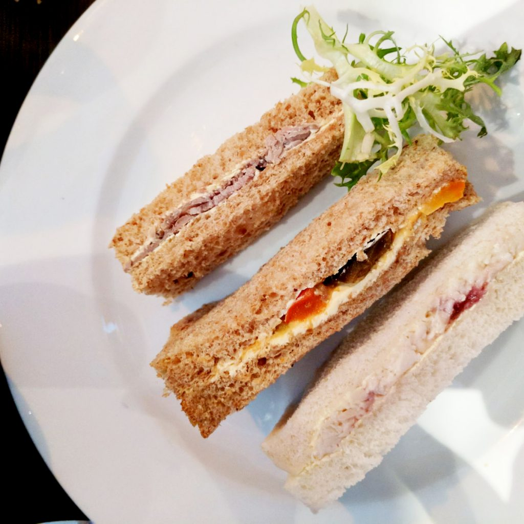 Harry Potter Afternoon Tea Sandwiches