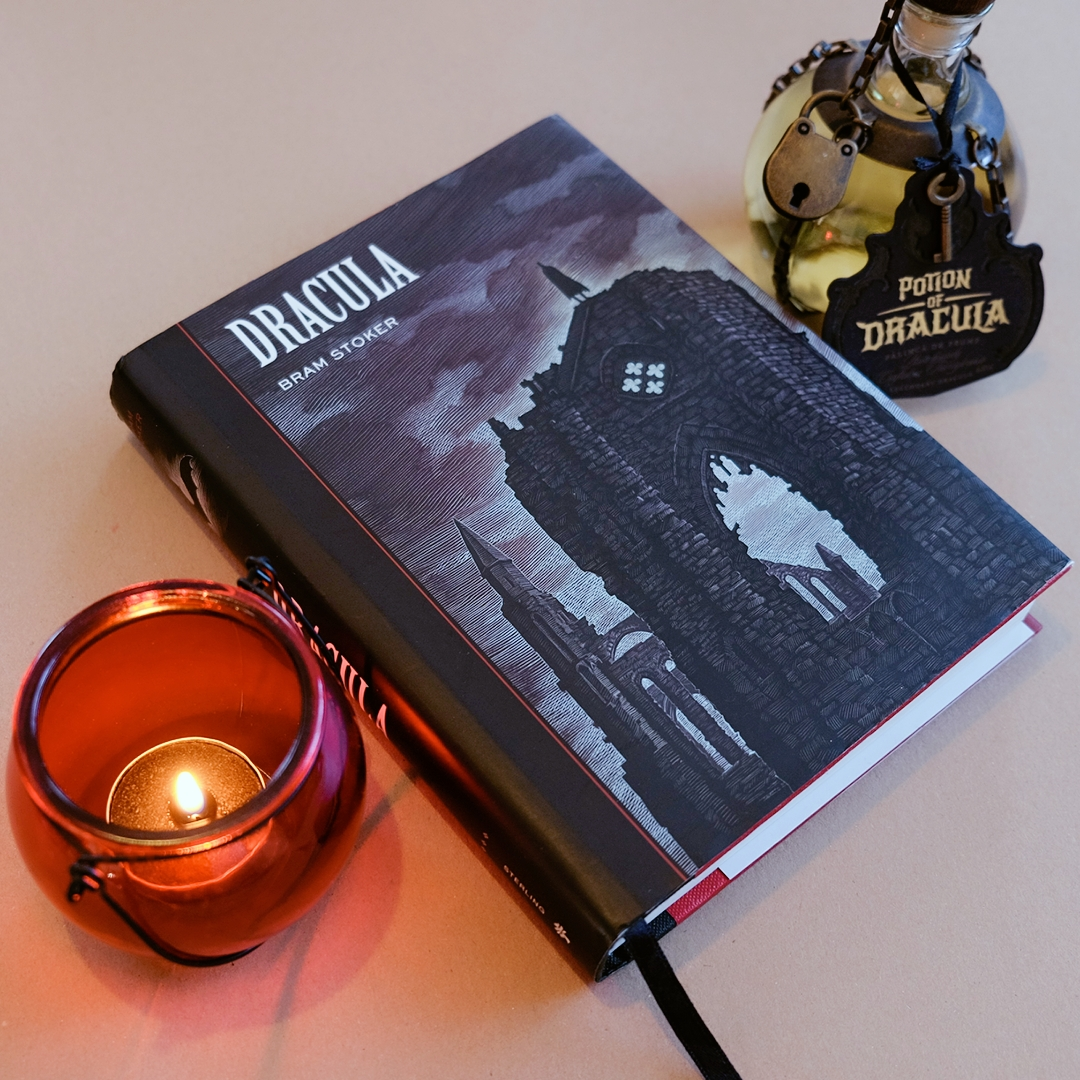 Dracula Special Book Cover