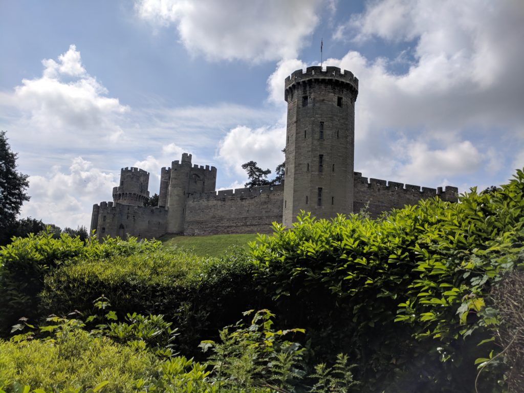 Warwick Castle Long Shot 1