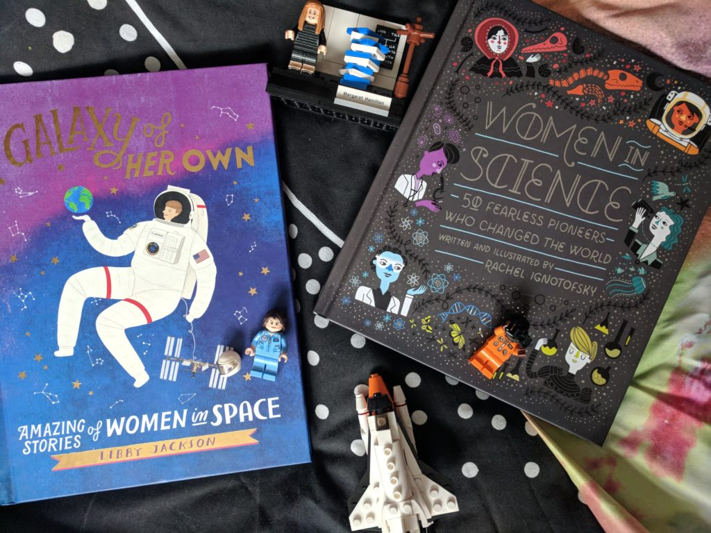 Women in Science Rachel Ignotofsky Galaxy of her Own Libby Jackson Feminism and Science