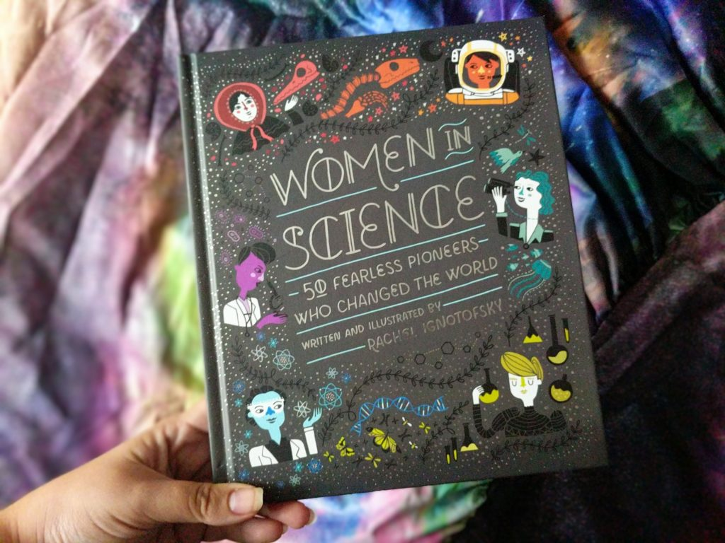 Women in Science Rachel Ignotofsky