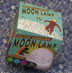 Moon Lamp Box by Fizz Creations