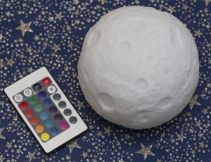 Moon Lamp Control by Fizz Creations