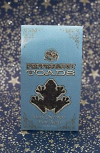 Peppermint Toads Harry Potter Studio Tour Sweets