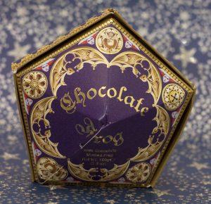 Harry Potter Studios Chocolate Frog Box