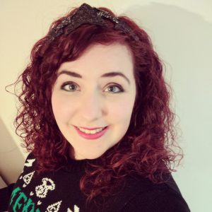 Writing Into the Ether Blogger Amy Turner