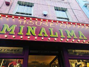 House of Mina Lima Exhibition