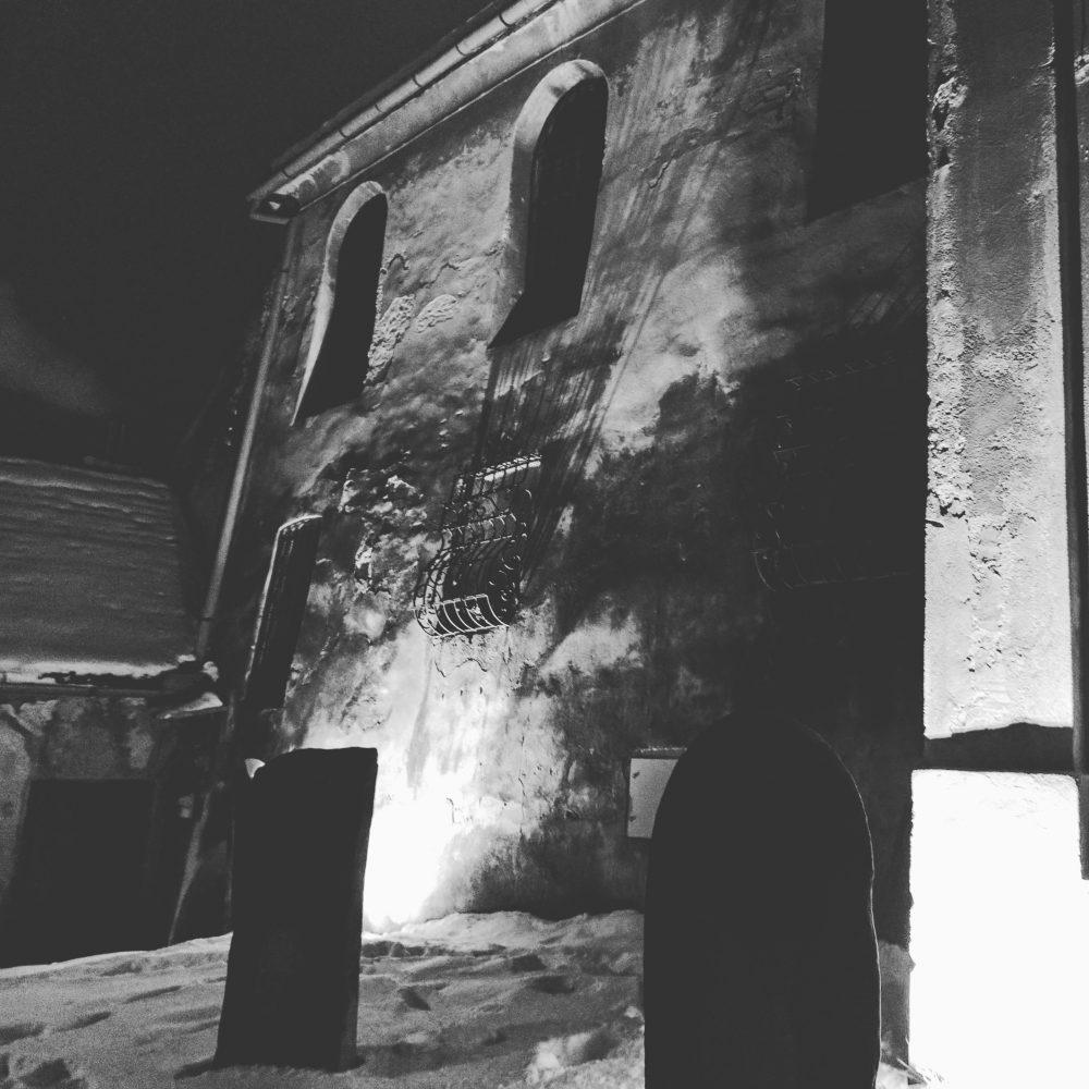 Visiting Romania Transylvania Dracula's House