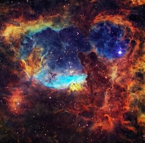 The Hubble Scope Picture for International Astronomy Day