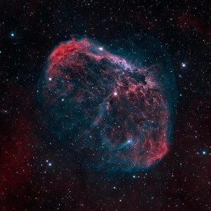 Nebula SH2-115 ExoGalaxies Astronomy Day