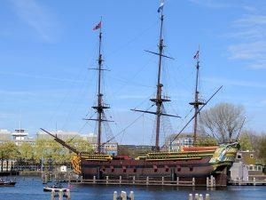 Ship Amsterdam 30 goals