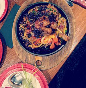 Roast Duck TGI Fridays