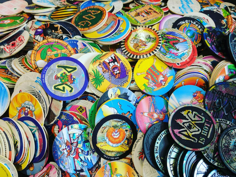 POGs Collection 30 Goals Nostalgia