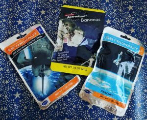 Astronaut IceCream Astronaut Food National Space Centre Review
