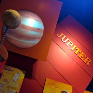 National Space Centre Review Jupiter Fact File