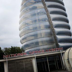 Entrance National Space Centre Review
