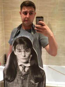Harry Potter Party Decorations Moaning Myrtle