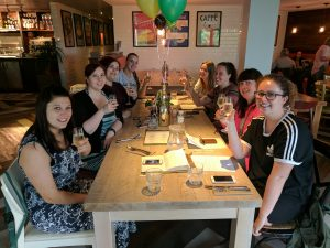 Club and Spa Hen Do