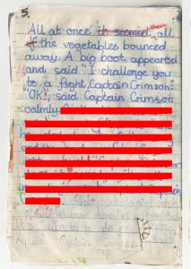 Extract Three Captain Crimson