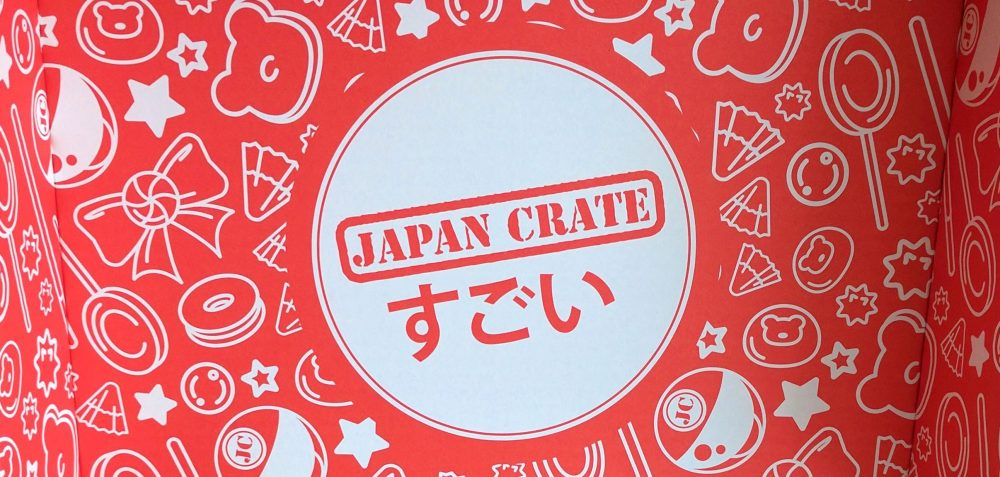 Japan Crate Unboxing Review July