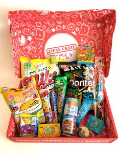 Japan Crate July Unboxing Review