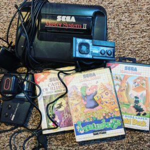 SEGA Mastersystem II Lemmings Original Console