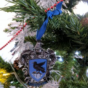 Ravenclaw Christmas Decoration