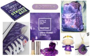 Ultraviolet Moodboard Pantone of the Year