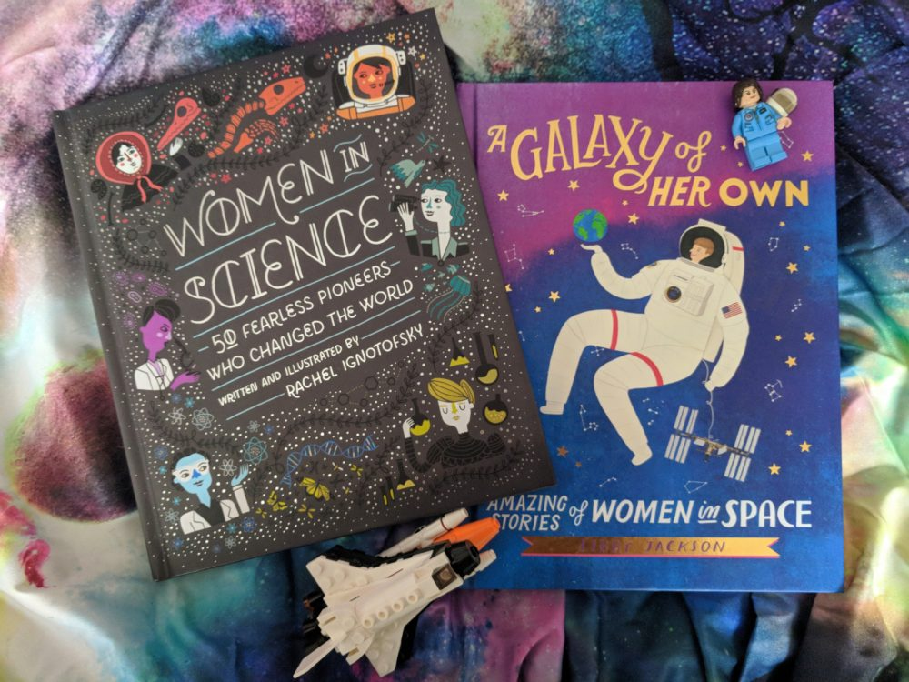 Women in Science Rachel Ignotofsky Galaxy of her Own Libby Jackson