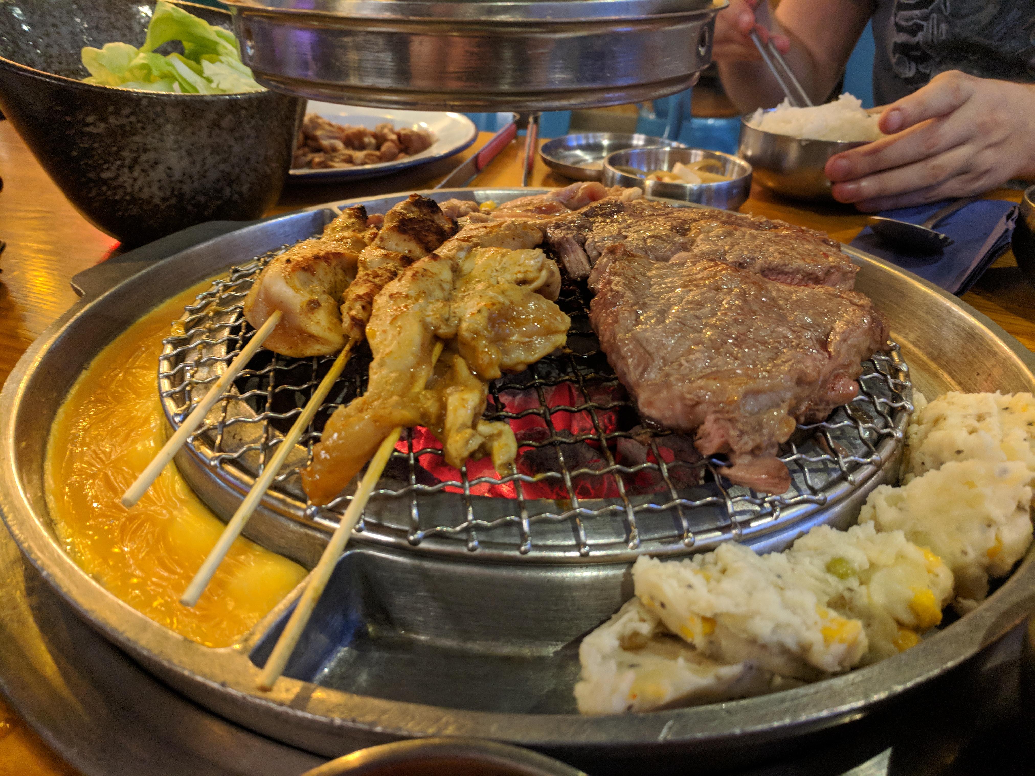Korean BBQ Jinseon Review