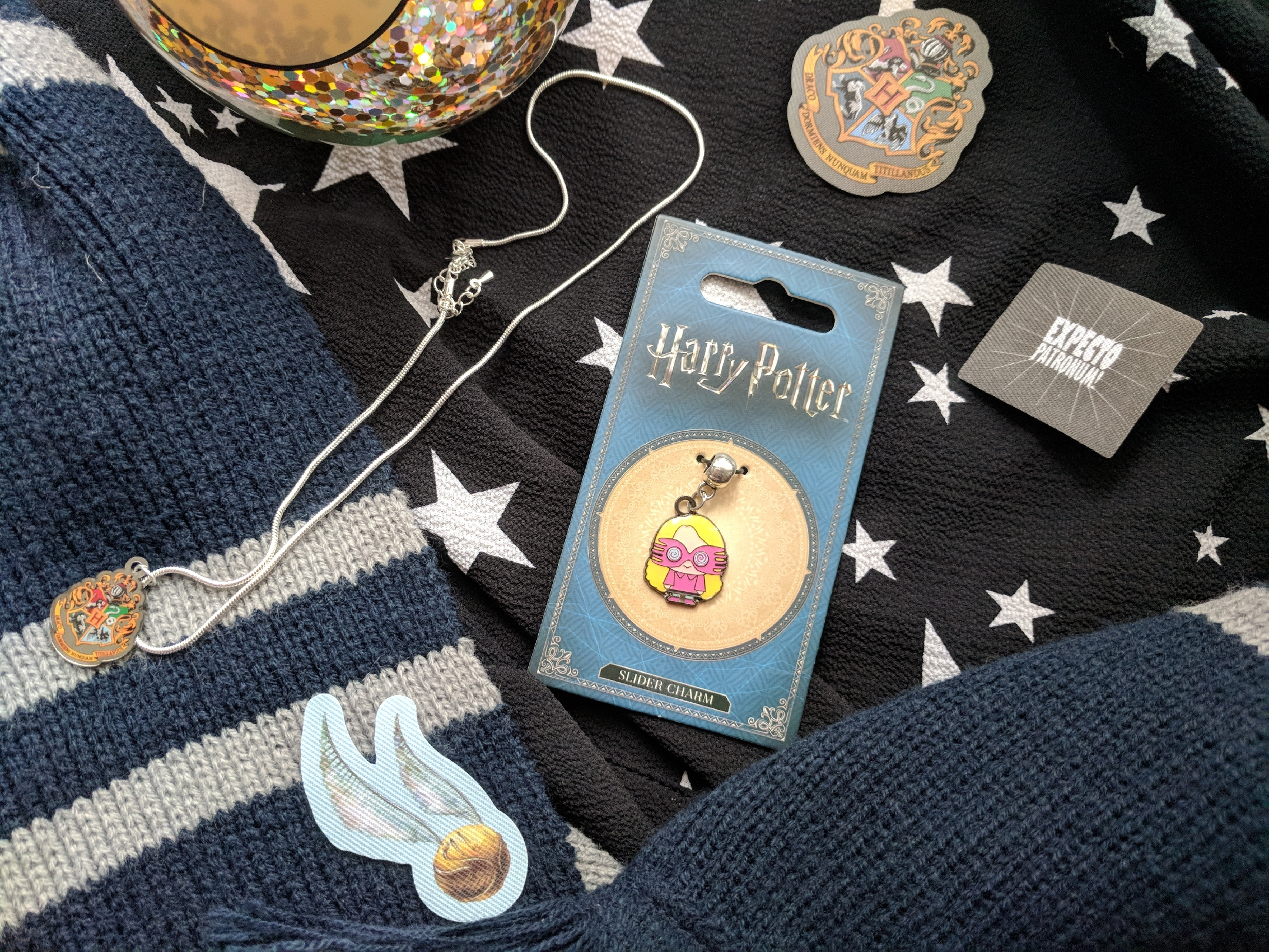 Magic Alley Harry Potter Small Business Geeky Gifts