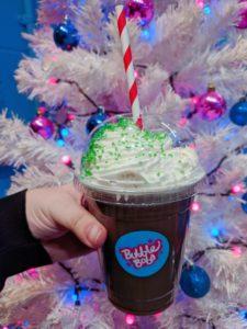 Bubble Boba UK Christmas Chocolate Drink