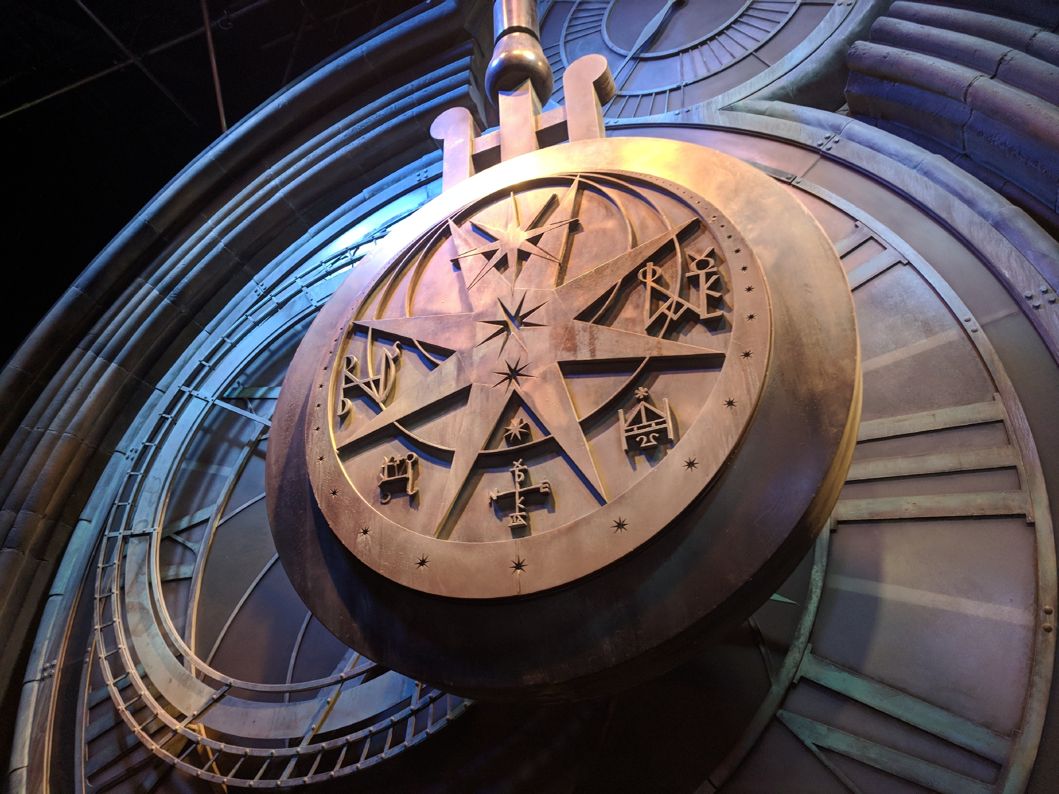 Harry Potter Personality Quiz HP Studio Tour Pendulum