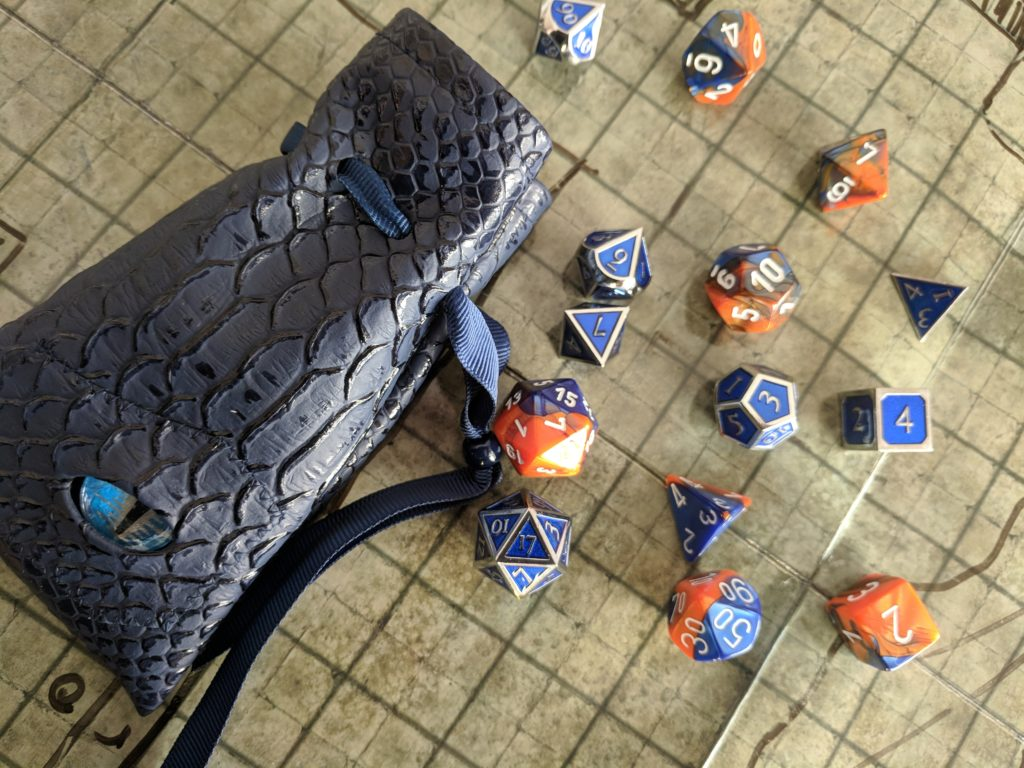 DnD Dungeon Master Interview - Dungeons and Dragons Dice