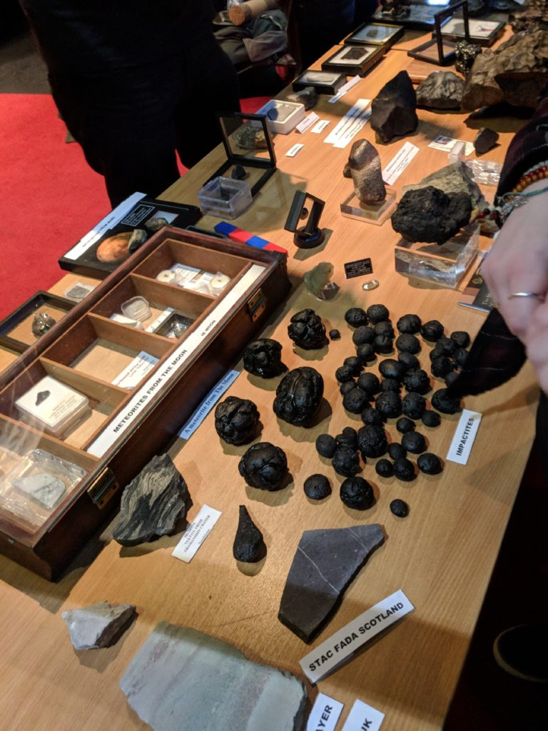 National Space Centre Space Lates Space Blog Nerd Blogger Meteorites