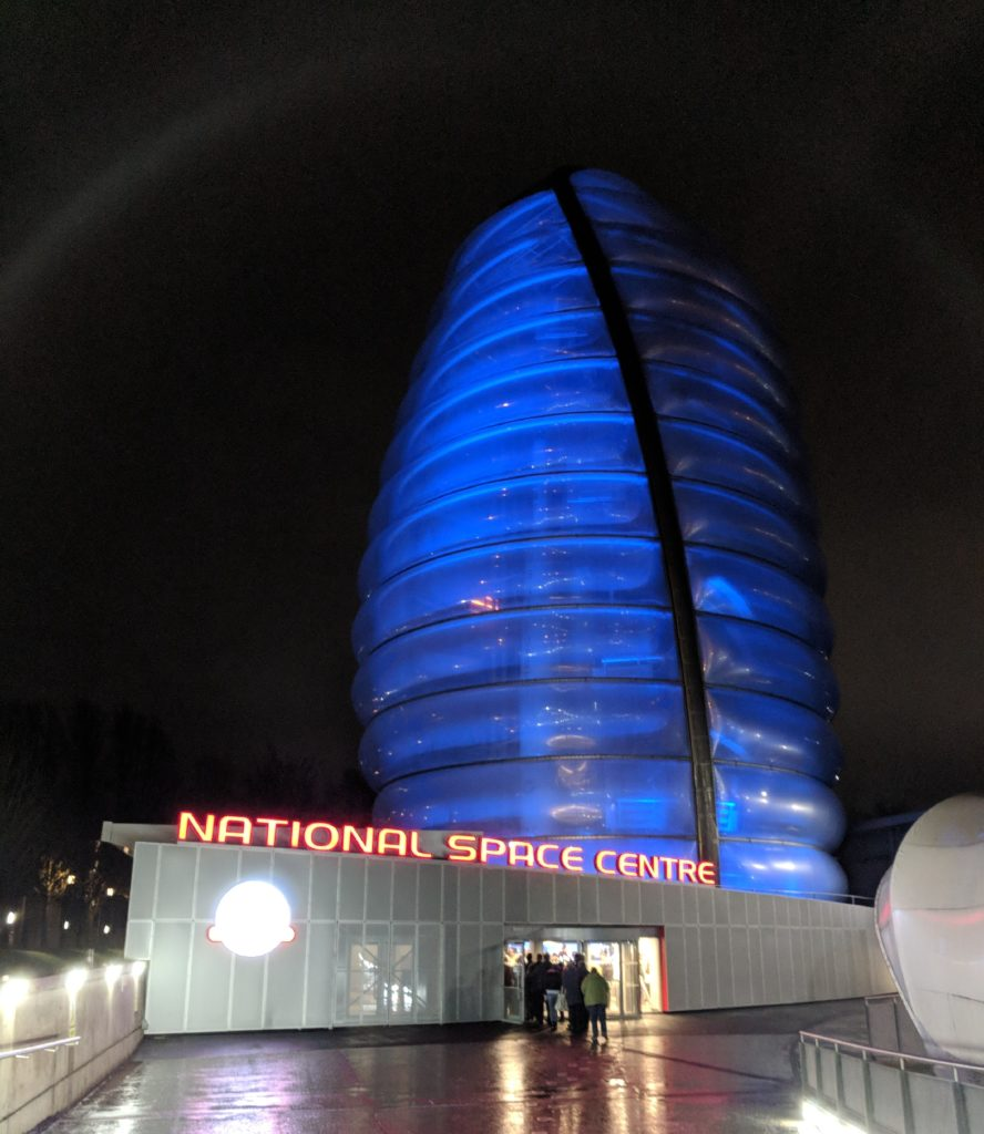 National Space Centre Space Lates Space Blog Nerd Blogger