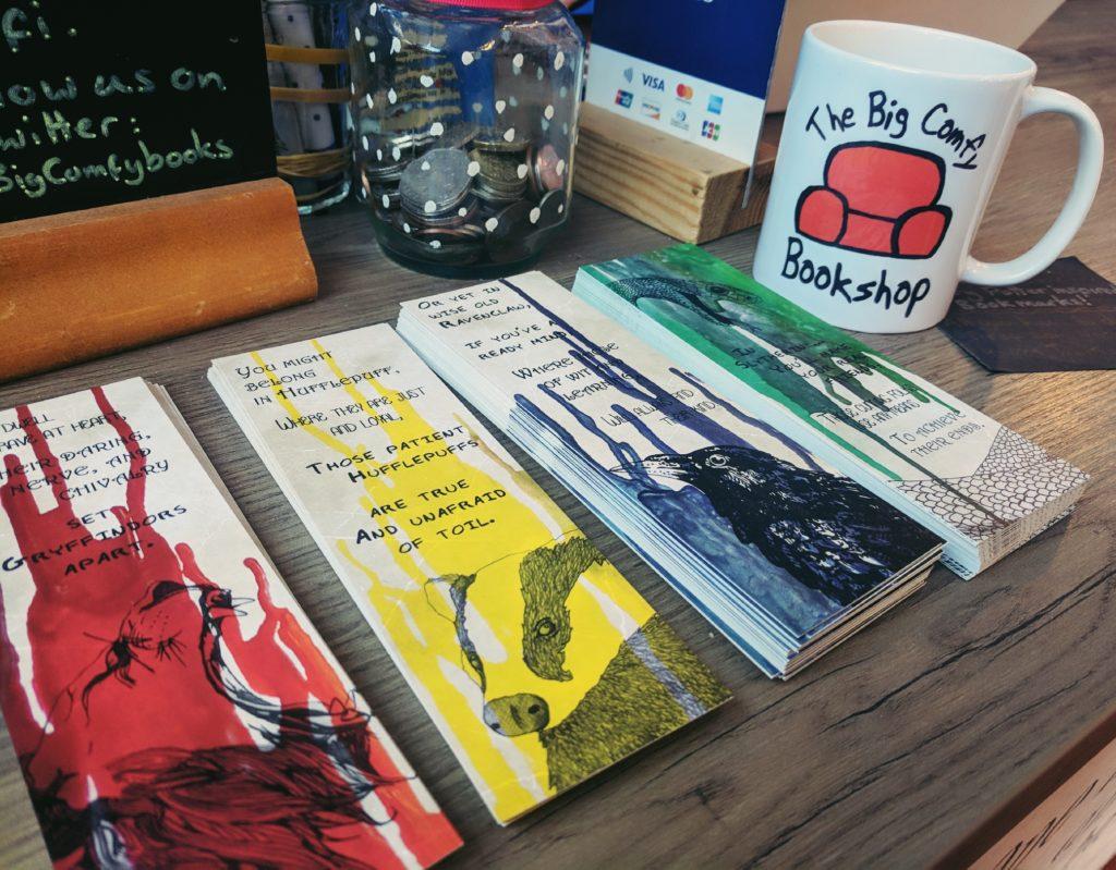 The Big Comfy Bookshop Independent BookShop