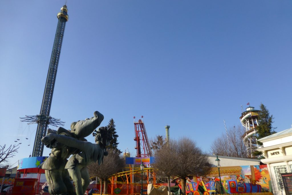 Free Things to Do in Vienna Blog Prater Amusement Park WritingIntoTheEther Coventry Blogger