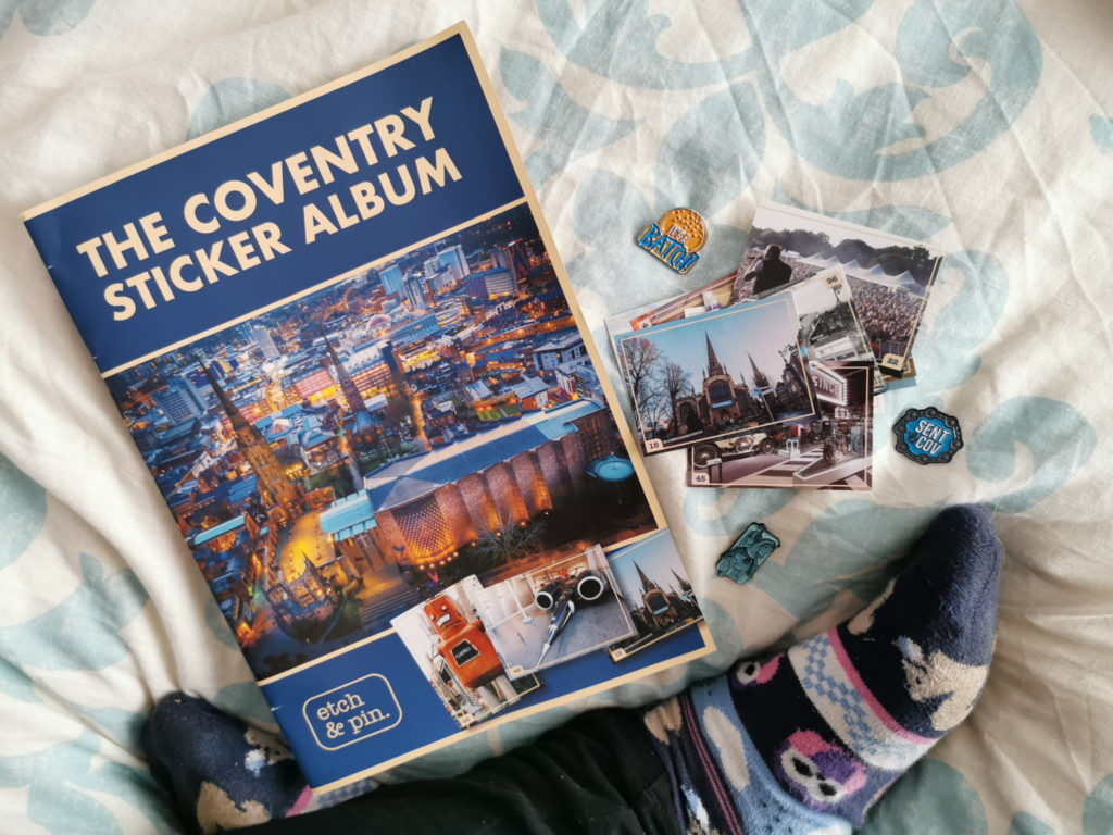 Coventry Sticker Album