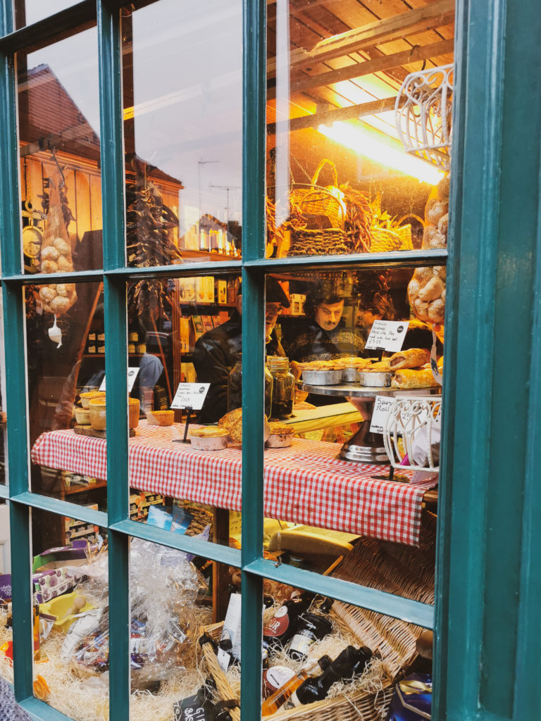 The Shambles York Shop Front