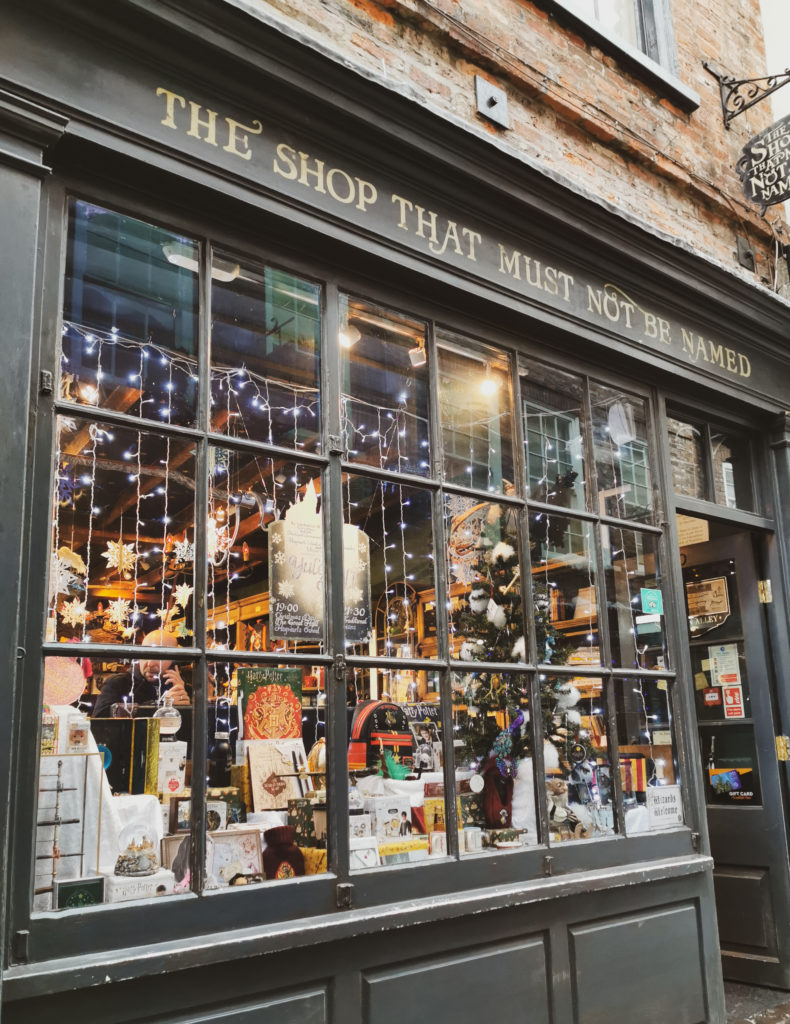 The Shop That Must not be Named York
