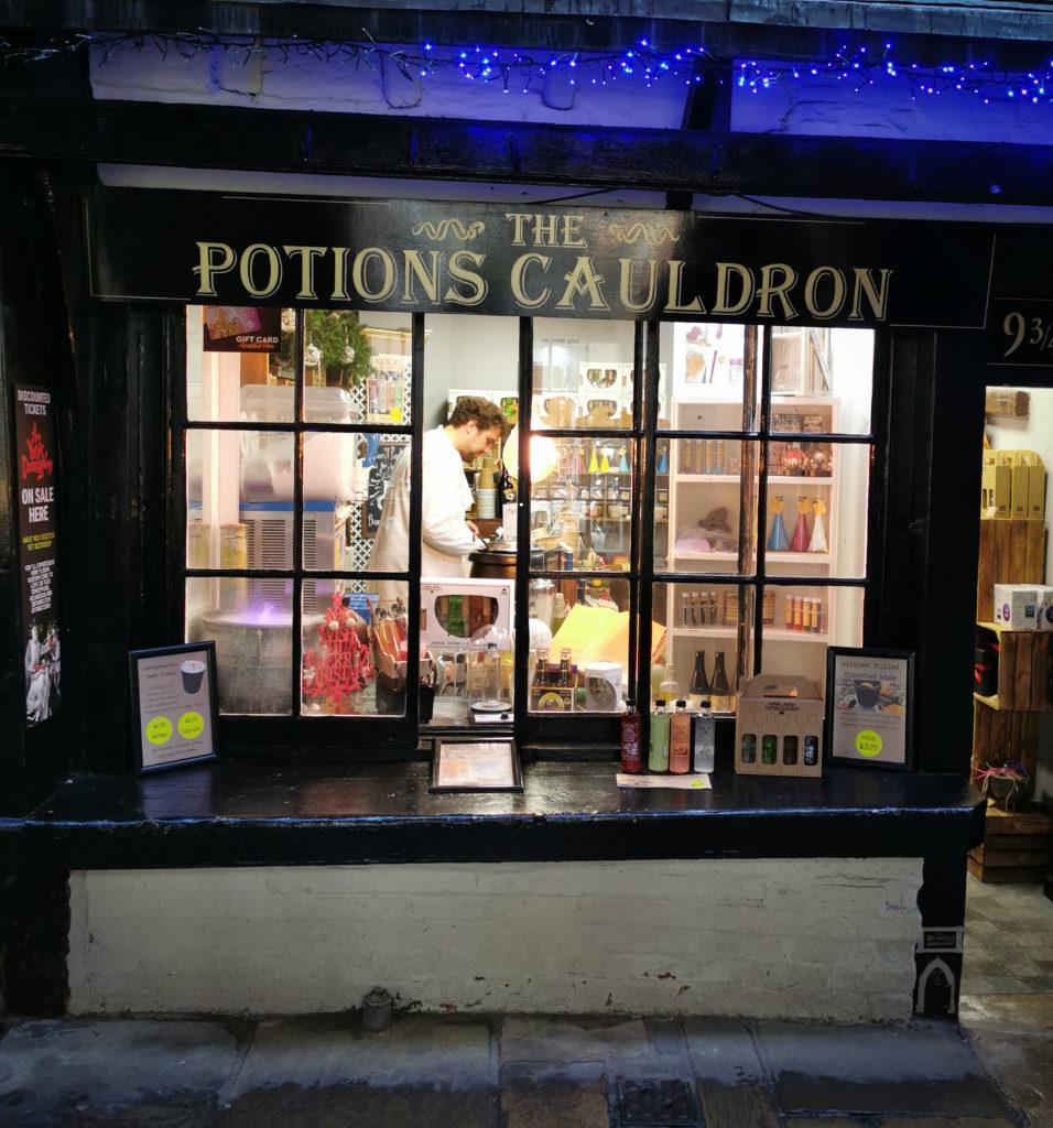 Potions Cauldron York The Shambles