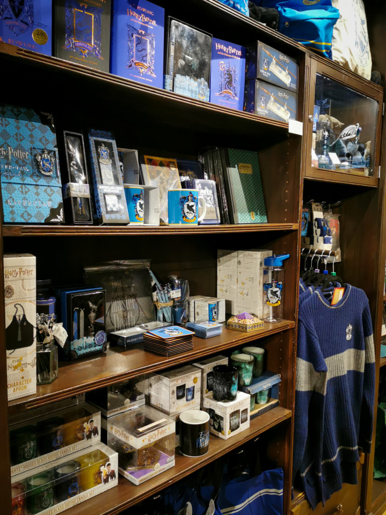 The Shambles York Harry Potter Ravenclaw